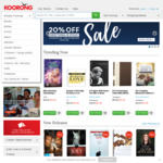 20% off Everything in Stock / 25% with $100 Spend (Free Shipping >$99) @ Koorong