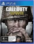 [XB1/PS4] Call of Duty WW2 $19.99 + Delivery [Free with Prime/ $49 Spend] @ Amazon AU