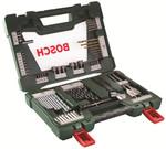 Bosch 83pce Drill & Screwdriver Bit Set $39 with Free C&C @ Mitre 10