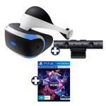 PlayStation VR with Camera and Game Bundle $349 @ Target