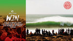 Win a Rip Curl Pro Holiday in Portugal for 2 or 1 of 4 'Money Can't Buy' Prizes from Rip Curl