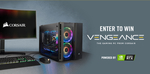 Win a Corsair Vengeance 5180 Gaming PC & Peripherals from Corsair