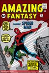 Free Comic - Amazing Fantasy (Spider-Man's 1st Appearance 1962) Online @ Marvel