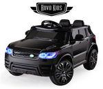 [eBay Plus] ROVO KIDS Ride-On 12V Car w/ Remote - Black - $104 Delivered @ mytopia eBay
