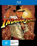 Indiana Jones: The Complete Collection Blu-Ray - $15.49 + Delivery (Free with Prime/ $49 Spend) @ Amazon AU