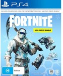 [PS4, XB1, Switch] Fortnite: Deep Freeze Bundle $28 (Was $44.95) @ EB Games