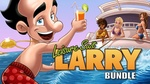 [PC] Steam - Leisure Suit Larry Bundle (7 games) USD $1.99 USD (~AUD $3.05) - Fanatical