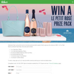 Win a Le Petit Rose & Corkcicle Prize Pack Worth $265 from The Bottle-O [Except NT]