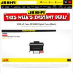 Casio AP260BK Digital Piano $848 (Was $1048) C&C @ JB Hi-Fi