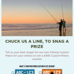 Win a Custom Victorian Licence Plate (Worth $495) from VicRoads (VIC)