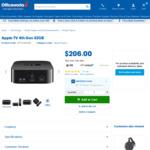 Apple TV 4th Gen 32GB $188 Officeworks
