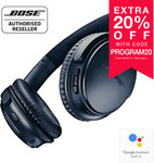 Bose QC35ii Wireless Noise Cancelling Headphones $386 Delivered @ avgreatbuys eBay