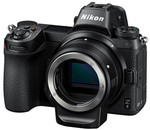 Nikon Z6 - Body + FTZ Adaptor + 32GB XQD Card & Reader $2,599.95 @ Ted's Cameras