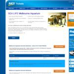 [VIC] Adults at Kids Prices Sea Life General Admission $24.50 @ SEA LIFE Melbourne via RACV (Membership Reqd)