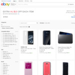 Extra $10 off Selected Items @ Allphones eBay
