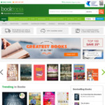 10% off Sitewide @ Booktopia [Shipster Required]