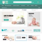 40% off Baby Sleepwear And Carriers Ergopouch, Merino Kids, Love to Dream, Manduca, Hugabub, Brolly Sheets @ Baby Sleep Store