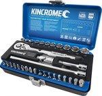"""Kincrome 33 Piece 1/4"""" Drive Socket & Bit Set K28002A $59 Delivered (Save $70) @ Get Tools Direct"""
