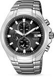 Citizen Eco-Drive CA0700-86E Super Titanium Sapphire Crystal Chronograph $299 & Seiko SRPC44P $399 incl Delivery - Starbuy