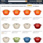 [Amazon Prime] 25% off Select Le Creuset (Eg. 20cm $209.25, 22cm $245.25, 24cm $276.75, 26cm $303.00, 28cm $345.75) @ Amazon AU