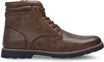 Brown Buzz Casual Boots & Chuck Men's Boots $34.99/Pair + Shipping (Free over $50 Spend / Pickup) @ yd.
