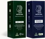 Natural Complete Duo for Men $40.95 (Was $59.90) + Free Shipping over $50 @ Native Man