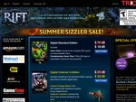 Rift MMORPG: $19.99 with 30 days, $4.99 standalone.