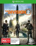 [XB1] The Division 2 $10 + Delivery ($0 with Prime/ $39 Spend) @ Amazon AU