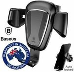 Baseus Universal 360 Degree Gravity Car Mount Holder - 2 for $12 + Delivery (Free with eBay Plus) @ Shopping Square eBay