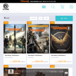 [PC] UPlay - The Division 2: Standard $31.48, Gold Edition $44.98, Ultimate Edition $53.98 @ Ubisoft