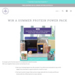 Win a Summer Protein Power Pack Worth $242.90 from Australian Natural Protein Company