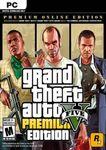 [PC] Grand Theft Auto V (GTA 5) Premium Online Edition - AU $20.89 @ CD Keys