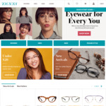 20% off Sitewide @ Zenni Optical