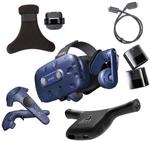 HTC Vive Pro VR Kit with Vive Pro Wireless Adaptor and Adapter Clip Add-on $2199 (Usually $2817) from Scroptec Computers