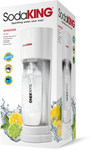 SodaKing Windsor - Sparkling Water Machine - White $29 @ Kmart