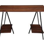 [NSW] Walnut Look Trestle Desk $10 @ Kmart, Broadway Shopping Centre