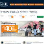 [QLD] 14% off All Parking @ Brisbane [BNE] Airport Parking
