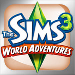 The Sims 3 World Adventures for iOS was $2.99 Now FREE