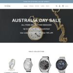 Extra 10% off Store Wide & Up to 80% off Citizen, Marc Jacobs DW, Casio, Q&Q @ The Watch Outlet