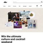 Win 'The Ultimate Culture and Cocktail Weekend' valued at $1822 from Sydney Opera House & Archie Rose Distilling Co [NSW]