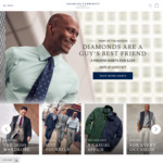 3 Shirts $99 + $14.95 Delivery @ Charles Tyrwhitt