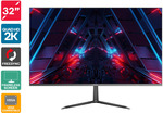 "Kogan 32"" QHD IPS FreeSync 75hz Frameless Monitor (2560x 1440) $399 Delivered @ Kogan"