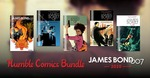 James Bond 2020 Dynamite Comics Bundle - $1.50 Minimum @ Humble Bundle