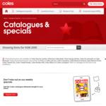 Telstra Pre-Paid $40 SIM Kit - $15 @ Coles