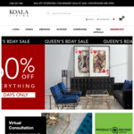 Koala Living Furniture 60% off - Ends Monday (in-Store and Online)