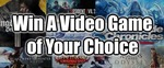 Win a Video Game of Your Choice from DragonBlogger