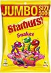 Starburst Jumbo Size 500g: Snakes, Party Mix - $2.43 with S&S + Delivery ($0 with Prime/ $39 Spend) @ Amazon AU