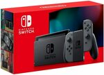 Nintendo Switch Grey Console (2019 Version) $399.99 Delivered @ Amazon AU
