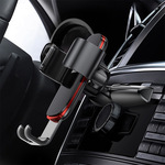 Baseus Gravity Car Phone Holder for Car CD Slot Stable Mount Phone Holder Stand AU$11.55 Delivered @eSkybird