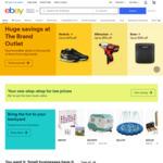 US$5 off US$25 Minimum Spend @ eBay USA